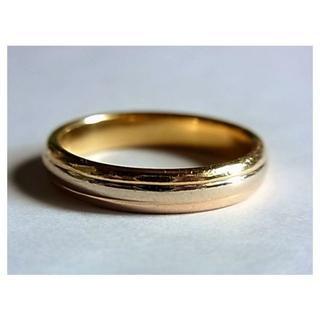 カルティエ(Cartier)のCartierカルティエK18金リング指輪61 20号750トリニティ男性メンズ(リング(指輪))