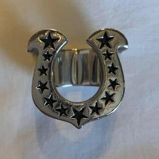 テンダーロイン(TENDERLOIN)のtenderloin テンダーロイン ホースシューリング(リング(指輪))