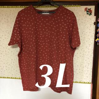 シマムラ(しまむら)のトップス 大きいサイズ 3L(カットソー(半袖/袖なし))