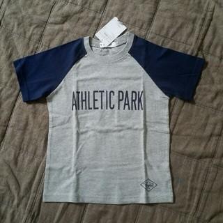 ザショップティーケー(THE SHOP TK)の☆新品☆TK  半袖Tシャツ 120センチ(Tシャツ/カットソー)