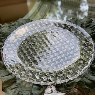 ナハトマン(Nachtmann)のガラスプレート(食器)