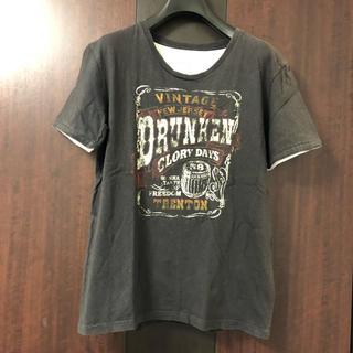 バックナンバー(BACK NUMBER)のbacknumber Tシャツ黒(Tシャツ/カットソー(半袖/袖なし))