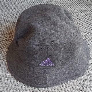 アディダス(adidas)のadidas アディダス 帽子 57.5cm(ハット)