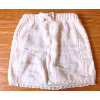 リズリサ(LIZ LISA)のLIZ LISA  ニットタイトスカート(ミニスカート)