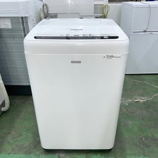 パナソニック(Panasonic)の⭐︎Panasonic⭐︎全自動洗濯機 2017年5kg美品 大阪市近郊配送無料(洗濯機)