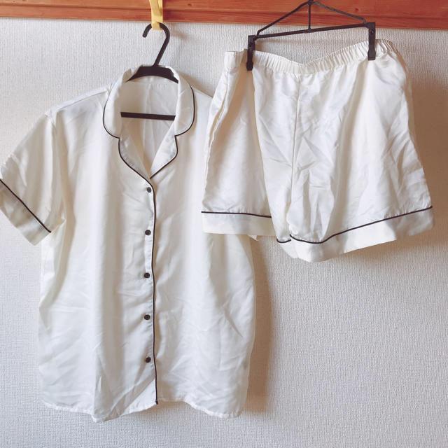 GU(ジーユー)のパジャマ レディースのルームウェア/パジャマ(パジャマ)の商品写真