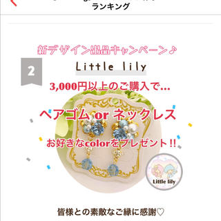 キャンペーン 対象商品ページ♪3,000円以上でプレゼント❣️(その他)