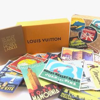 ルイヴィトン(LOUIS VUITTON)のヴィトン LV ポストカード ホテルラベルセット 30枚入  M99414 (その他)