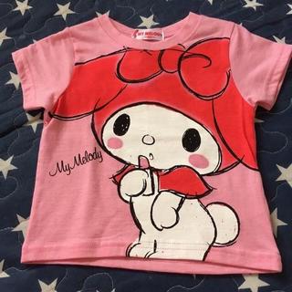 西松屋 - 新品 マイメロTシャツ サイズ80