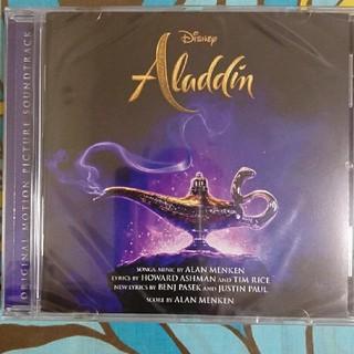 ディズニー(Disney)の【marinimu様専用】Aladdin OST/Alan Menken(映画音楽)