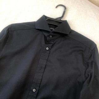 グッチ(Gucci)の【極美品】GUCCI メンズ長袖シャツ 39(シャツ)