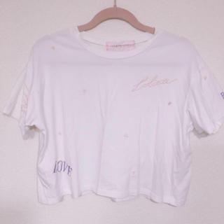 ハニーミーハニー(Honey mi Honey)のハニーミーハニー  ハート Tシャツ(Tシャツ(半袖/袖なし))
