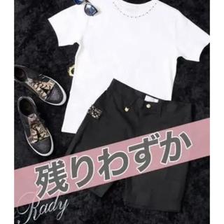 レディー(Rady)のRady♥美品♥スタッズメンズハーフパンツ ズボン レディー(ショートパンツ)