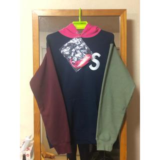 シュプリーム(Supreme)のSupreme s logo hooded(パーカー)