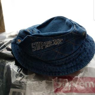 シュプリーム(Supreme)のSupreme シュプリーム DIAMOND STITCH HAT(ハット)