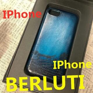 ベルルッティ(Berluti)のBerluti人気 美品 ベルルッティ iPhoneケースです(iPhoneケース)