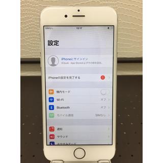 アップル(Apple)の【格安】ドコモ iPhone6 16GB 中古 6781(携帯電話本体)