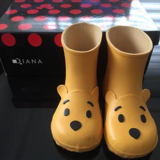 ダイアナ(DIANA)のダイアナ キッズ レインブーツ(長靴/レインシューズ)