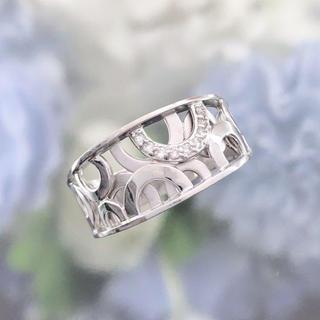 k18ダイヤリング指輪(リング(指輪))