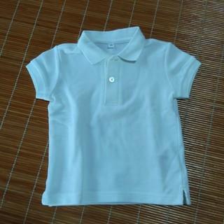 ムジルシリョウヒン(MUJI (無印良品))の無印良品 ポロシャツ サイズ80(Tシャツ)