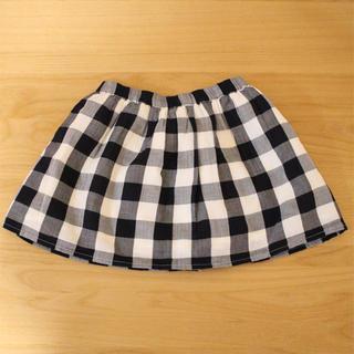 ネクスト(NEXT)の♡next♡ ギンガムチェックスカート(スカート)