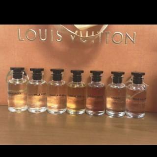 ルイヴィトン(LOUIS VUITTON)のルイヴィトン 香水 ミニチュアセット 10ml(香水(女性用))