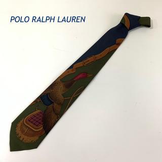 """ポロラルフローレン(POLO RALPH LAUREN)のPOLO RALPH LAUREN """"BIRD PATTERN"""" ネクタイ(ネクタイ)"""