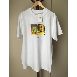 【SURROUND】サラウンド CAT Tシャツ(新品)(Tシャツ/カットソー(半袖/袖なし))
