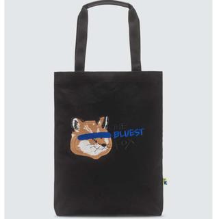 MAISON KITSUNE' -  adererror× maison kitsune トートバッグ