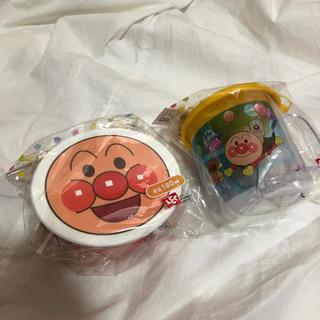 アンパンマン(アンパンマン)のアンパンマン デザートケース&ストロー付きマグカップ(水筒)