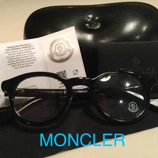 モンクレール(MONCLER)の◆MONCLER◆モンクレール◆アイウェアー◆メガネ・眼鏡◆新品・未使用◆(サングラス/メガネ)