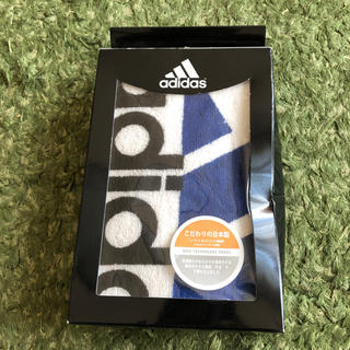 adidas - 新品  アディダス フェイスタオル