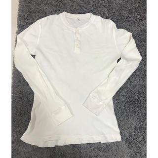 ユニクロ(UNIQLO)のUNIQLO メンズ サーマル(Tシャツ/カットソー(七分/長袖))