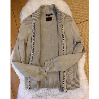 バーバリー(BURBERRY)の美品本物バーバリーBurberry上質コットン長袖ニット♫(ニット/セーター)