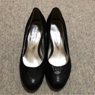 ユナイテッドアローズ(UNITED ARROWS)のほぼ新品! ユナイテッドアローズ ビューティー&ユース パンプス 靴(ハイヒール/パンプス)