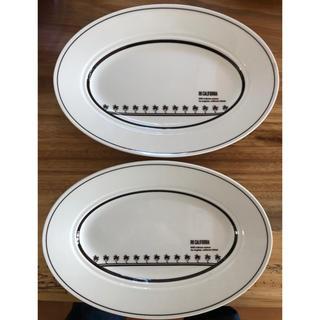 ロンハーマン(Ron Herman)の最終値下げ!ロンハーマン Ron herman 皿 器 プレート2枚セット(食器)