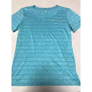 ティゴラ(TIGORA)のTIGORA ライトブルーTシャツ(Tシャツ(半袖/袖なし))