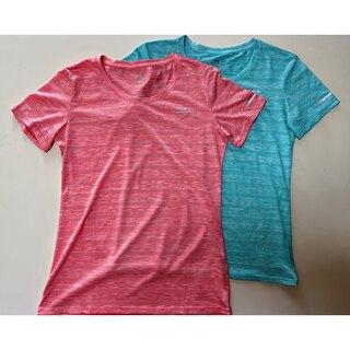 ティゴラ(TIGORA)のTIGORA ピンクTシャツ(Tシャツ(半袖/袖なし))