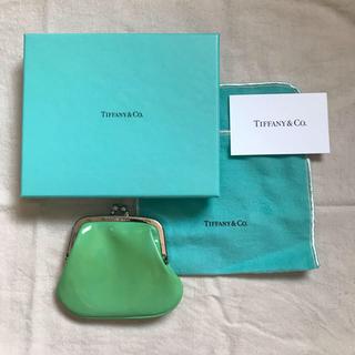 ティファニー(Tiffany & Co.)のティファニー がま口 財布(コインケース)