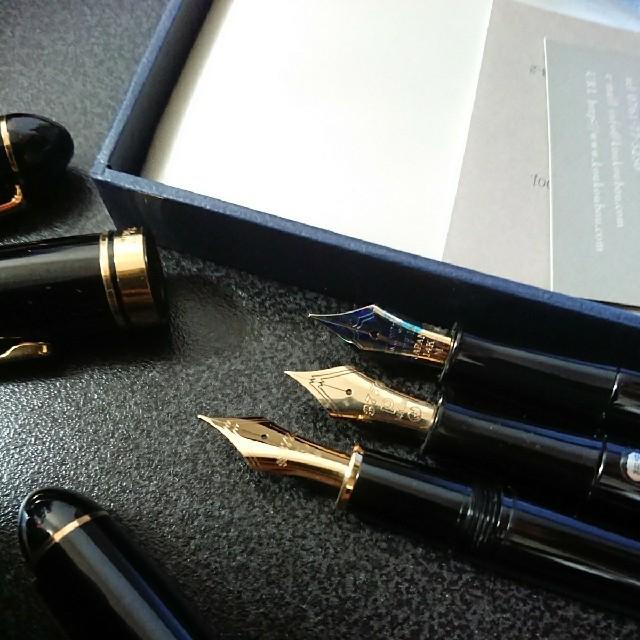 プラチナ 万年筆 蒔絵 インテリア/住まい/日用品の文房具(ペン/マーカー)の商品写真