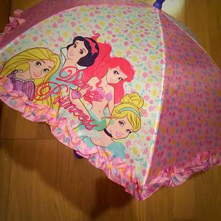 ディズニー(Disney)の新品☆ディズニー プリンセス  傘(傘)