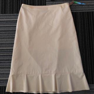 バーバリー(BURBERRY)の美品☆バーバーリーのマーメイドスカート(ひざ丈スカート)