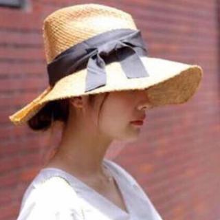 ドゥーズィエムクラス(DEUXIEME CLASSE)のLola HATS ローラハット(麦わら帽子/ストローハット)