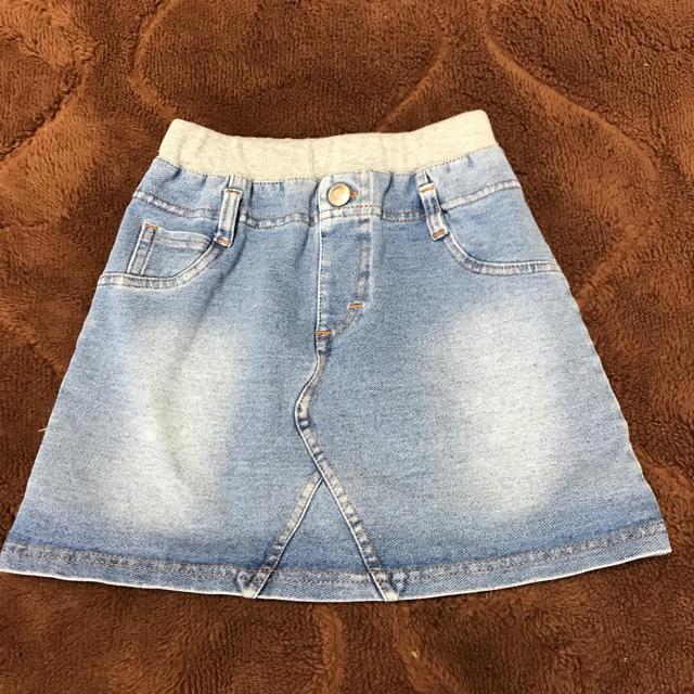 GU(ジーユー)のGU  120 キッズ/ベビー/マタニティのキッズ服 女の子用(90cm~)(スカート)の商品写真