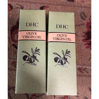 ディーエイチシー(DHC)のDHC オリーブバージンオイル 30ml 2個 新品未使用(美容液)
