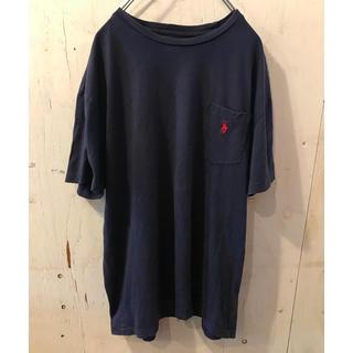 ラルフローレン(Ralph Lauren)のラルフローレン ロゴ ポケットTシャツ M(Tシャツ/カットソー(半袖/袖なし))