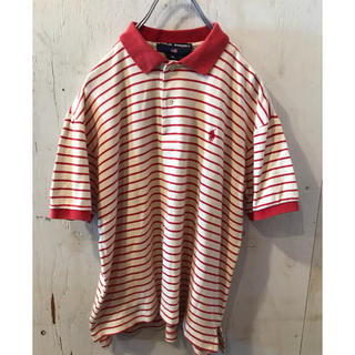 ラルフローレン(Ralph Lauren)のラルフローレン ボーダー ポロシャツ(ポロシャツ)