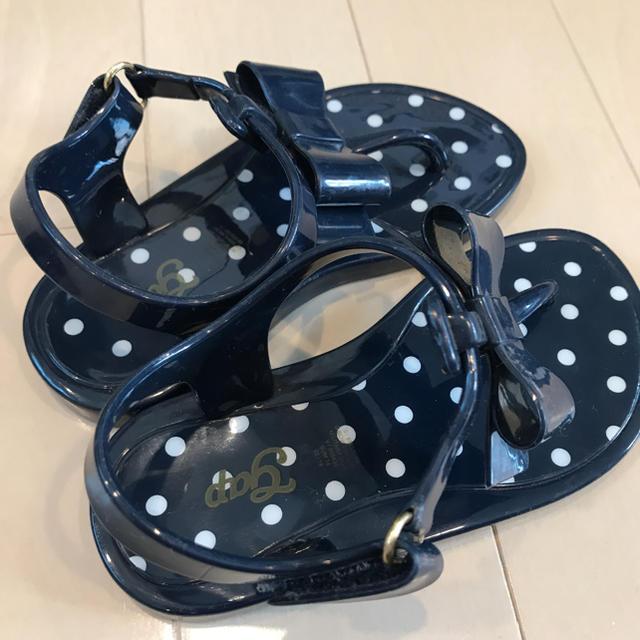 babyGAP(ベビーギャップ)の未使用【GAP】サンダル(7)14cm キッズ/ベビー/マタニティのベビー靴/シューズ(~14cm)(サンダル)の商品写真