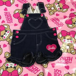 バービー(Barbie)のBarbie サロペット(パンツ)