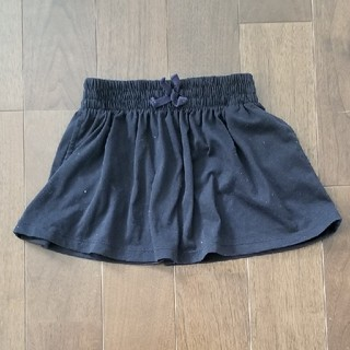 ユニクロ(UNIQLO)のおまとめ割 UNIQLO スカート 黒 S(スカート)